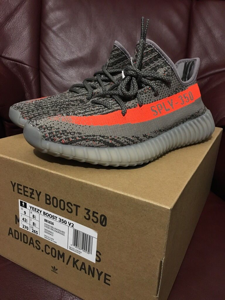 「正規品級」Adidas originals yeezy boost 350 V2のサイズ感 : hype ona